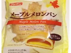 フジパン メープルメロンパン 袋1個