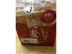 フジパン 純麦 袋6枚