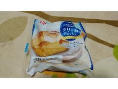 フジパン 生乳仕立てのクリームデニッシュ 袋1個