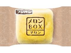 フジパン メロンBOX マロン 袋1個