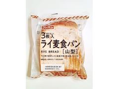 フジパン ライ麦食パン山型