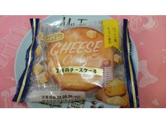 フジパン 2種のチーズケーキ