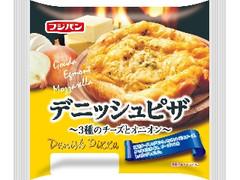 フジパン デニッシュピザ 3種のチーズとオニオン