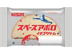 フジパン スペースアポロ イチゴクリーム
