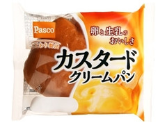 Pasco カスタードクリームパン 袋1個