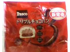 Pasco トリプルチョコパン 袋1個