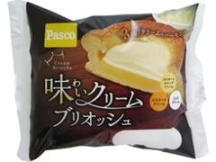 Pasco 味わいクリームブリオッシュ 袋1個