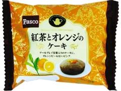 Pasco 紅茶とオレンジのケーキ 袋1個