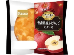 Pasco 青森県産ふじりんごのケーキ 袋1個