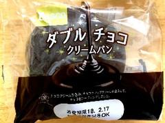 Pasco ダブルチョコクリームパン 袋1個