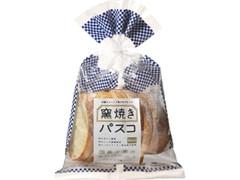 Pasco 窯焼きパスコ 国産小麦のカンパーニュ 袋7枚
