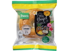 Pasco My Bagel パイン&ココナッツ 袋1個