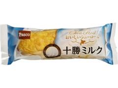 Pasco おいしいシューロール 十勝ミルク 袋1個