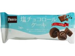 Pasco 塩チョコロールケーキ 袋3個