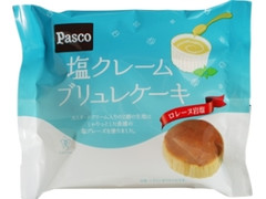 Pasco 塩クレームブリュレケーキ 袋1個