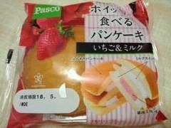 Pasco ホイップを食べるパンケーキ いちご&ミルク 袋1個