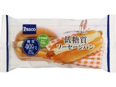 Pasco 低糖質ソーセージパン 袋1個