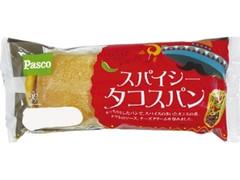 Pasco スパイシータコスパン 袋1個