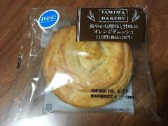 ファミリーマート ファミマ・ベーカリー オレンジデニッシュ 1個