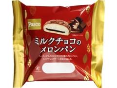 Pasco ミルクチョコのメロンパン 袋1個