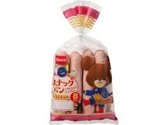 Pasco スナックパン いちごミルク 袋8本