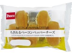 Pasco ちぎれるベーコンペッパーチーズ 袋1個