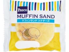 Pasco マフィンサンド ツナチーズ 袋1個