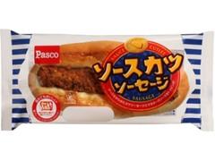 Pasco ソースカツソーセージ 袋1個