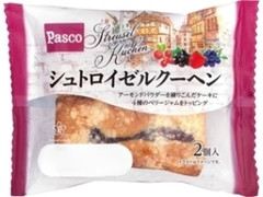 Pasco シュトロイゼルクーヘン 袋1個