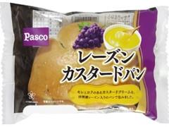 Pasco レーズンカスタードパン 袋1個
