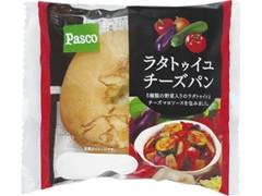 Pasco ラタトゥイユチーズパン 袋1個