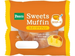 Pasco Sweets Muffin カスタード 袋1個