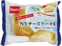 Pasco 世界のスイーツをたべよう。 NYチーズケーキ風 袋1個