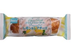 Pasco おいしいシューロール レモン&レアチーズ 袋1個