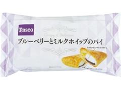 Pasco ブルーベリーとミルクホイップのパイ 袋1個