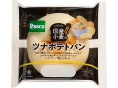 Pasco 国産小麦のツナポテトパン 袋1個