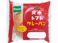 Pasco 北本トマトカレーパン 袋1個
