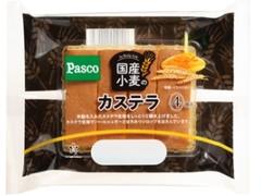 Pasco 国産小麦のカステラ 袋4個