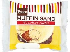 Pasco マフィンサンド ハムカツ 袋1個