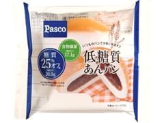 Pasco 低糖質あんパン 袋1個