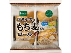 Pasco 国産小麦のもち麦入りロール