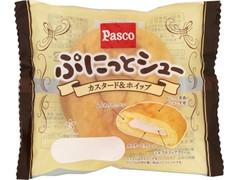 Pasco ぷにっとシュー カスタード&ホイップ