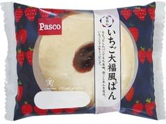 Pasco いちご大福風ぱん