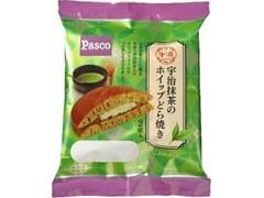 Pasco 宇治抹茶のホイップどら焼き