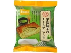 Pasco 宇治抹茶のチーズデニッシュ 袋1個