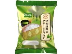 Pasco 宇治抹茶のクリームシフォン 袋1個