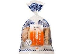Pasco 窯焼きパスコ 国産小麦のやわらかフランス 十穀くるみ