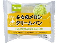 Pasco ふらのメロンクリームパン 袋1個