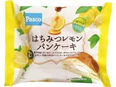 Pasco はちみつレモンパンケーキ 袋2個