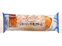 Pasco おいしいシューロール ジャージー牛乳クリーム
